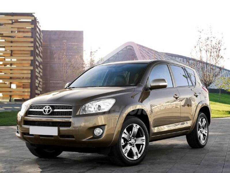 Toyota RAV4 2.0 MultidriveS Luxury