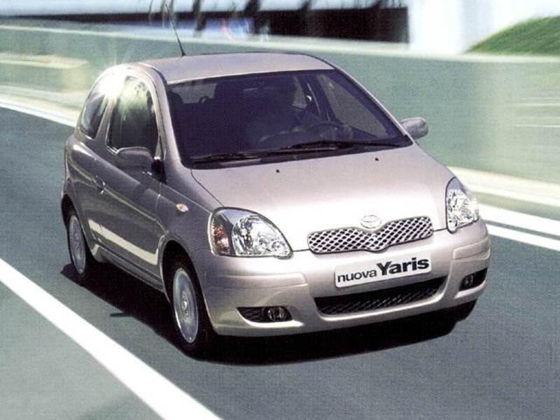 Toyota Yaris (1999-06)