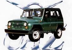Uaz 469 Pick-up (1987-99)