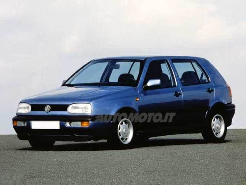 Volkswagen Golf 1.4 cat 5 porte Movie