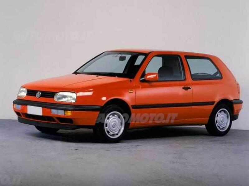Volkswagen Golf 1.6/101 CV cat 3 porte Movie Air