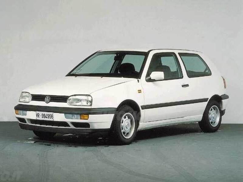 Volkswagen Golf 1.6 cat 3 porte GL