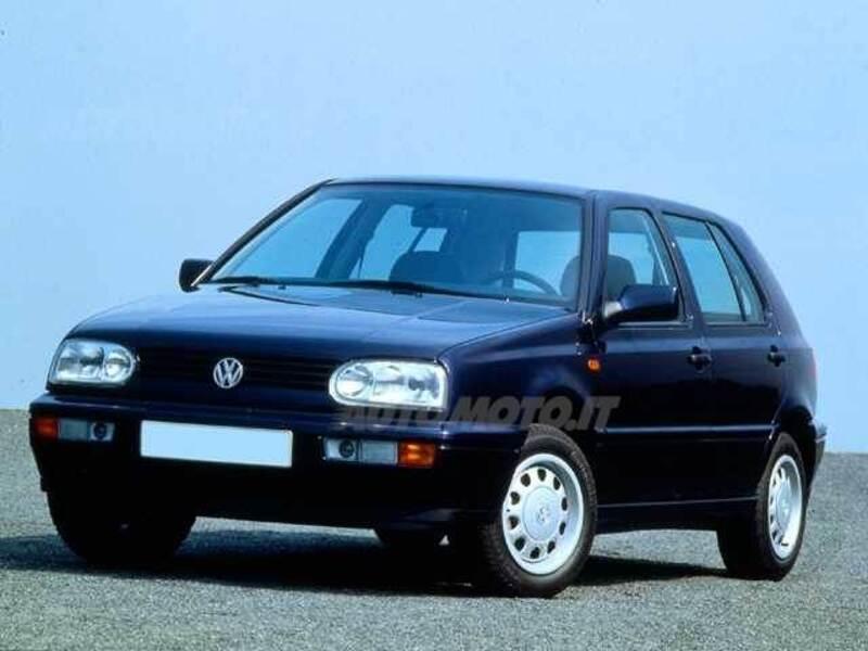 Volkswagen Golf 1.6 cat 5 porte GL