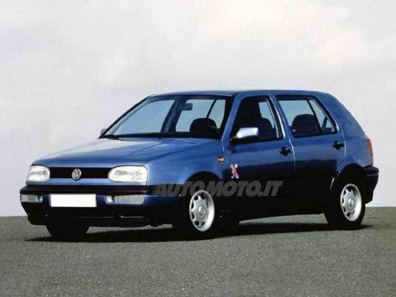 Volkswagen Golf 1.6/75 CV cat 5 porte Movie Air