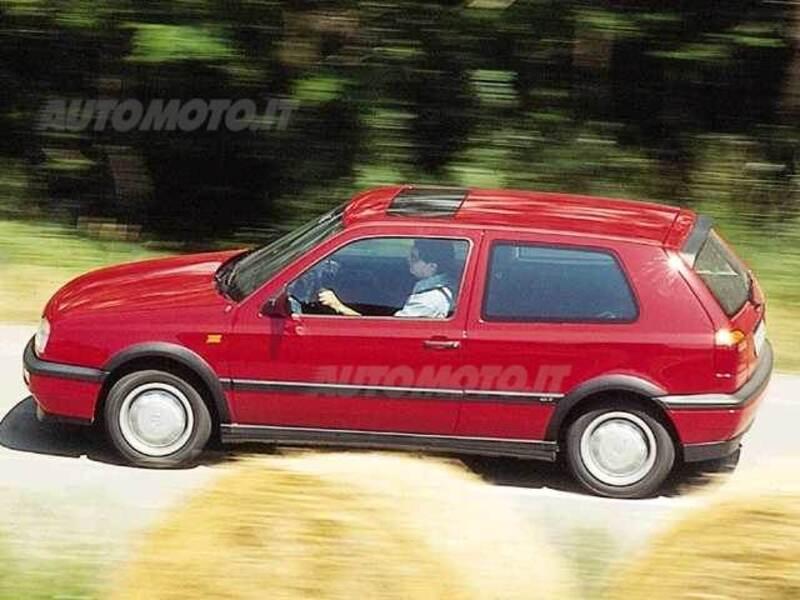 Volkswagen Golf 1.8/90 CV cat aut. 3 porte GL
