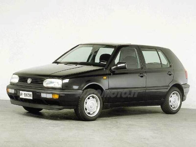 Volkswagen Golf 1.9 turbodiesel cat 5 porte CL