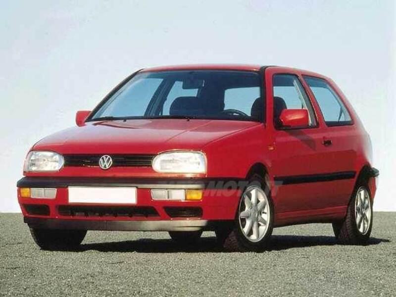 Volkswagen Golf 1.9 TDI cat 3 porte