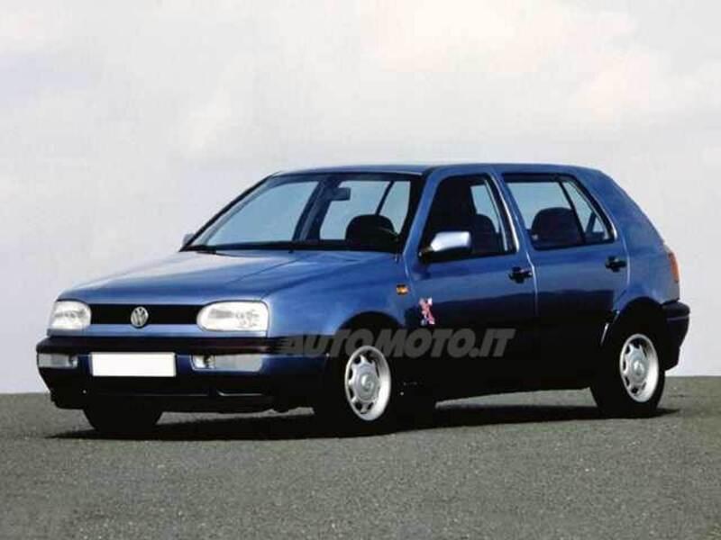Volkswagen Golf 1.9 TDI/110 CV cat 5 porte Movie