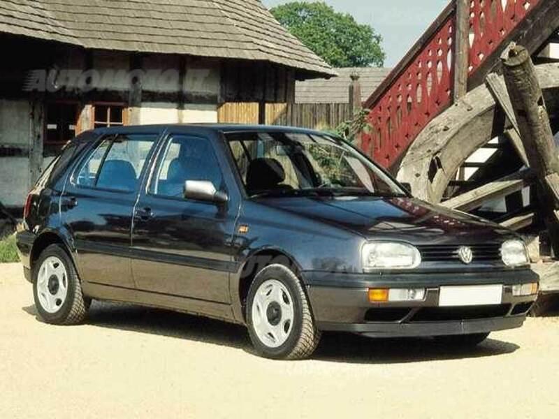 Volkswagen Golf 1.9 TDI cat 5 porte GT Air