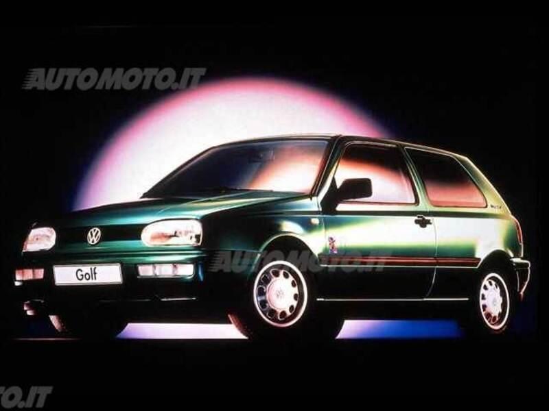 Volkswagen Golf 1.9 TDI/90 CV cat 3p. Movie Air