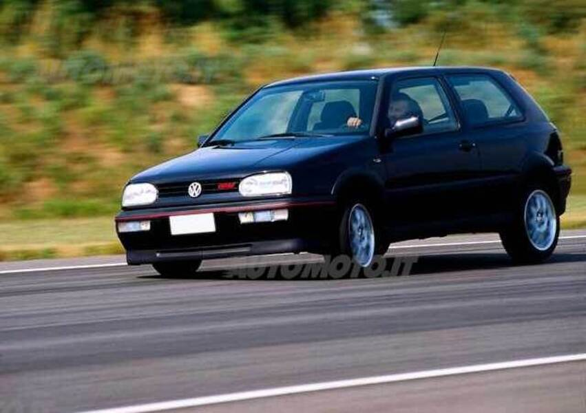 Volkswagen Golf 2.0 16V cat 3p GTI 20 Years Edition