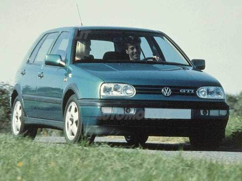 Volkswagen Golf 2.0 16V cat 5 porte GTI Edition