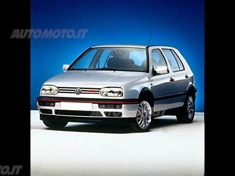 Volkswagen Golf 2.0 16V cat 5p GTI 20 Years Edition