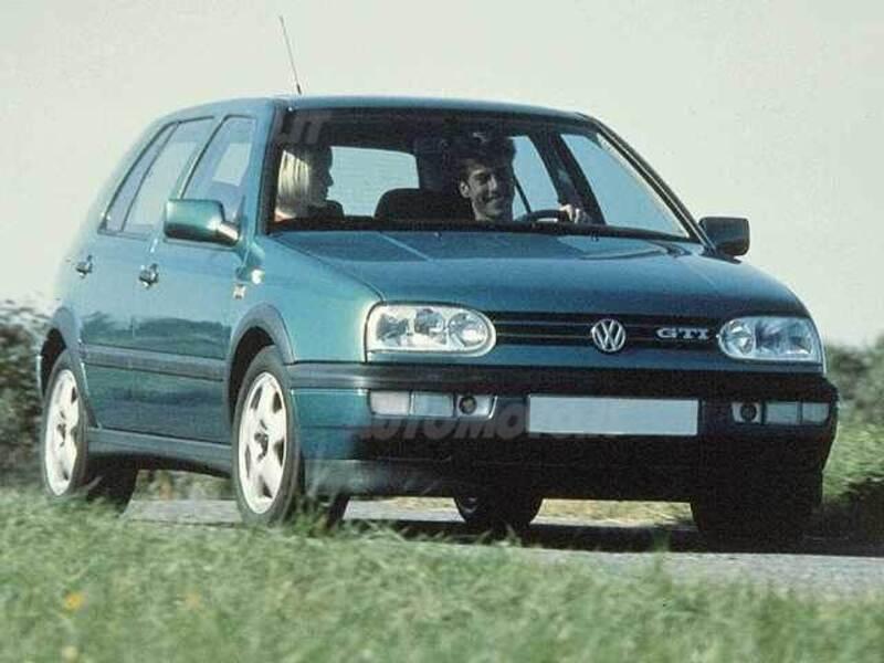 Volkswagen Golf 2.0 cat 5 porte GTI Edition