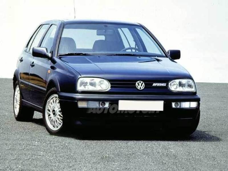 Volkswagen Golf 2.9 VR6 cat 5 porte Syncro