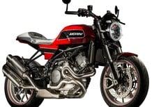 Moto Morini Milano 1200 (2018 - 19)