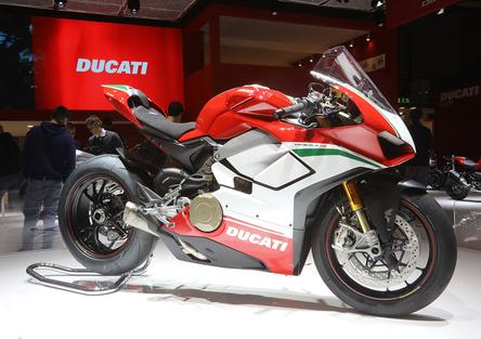 Ducati ad EICMA 2017