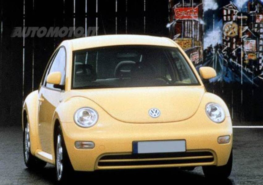 Volkswagen New Beetle 1.6