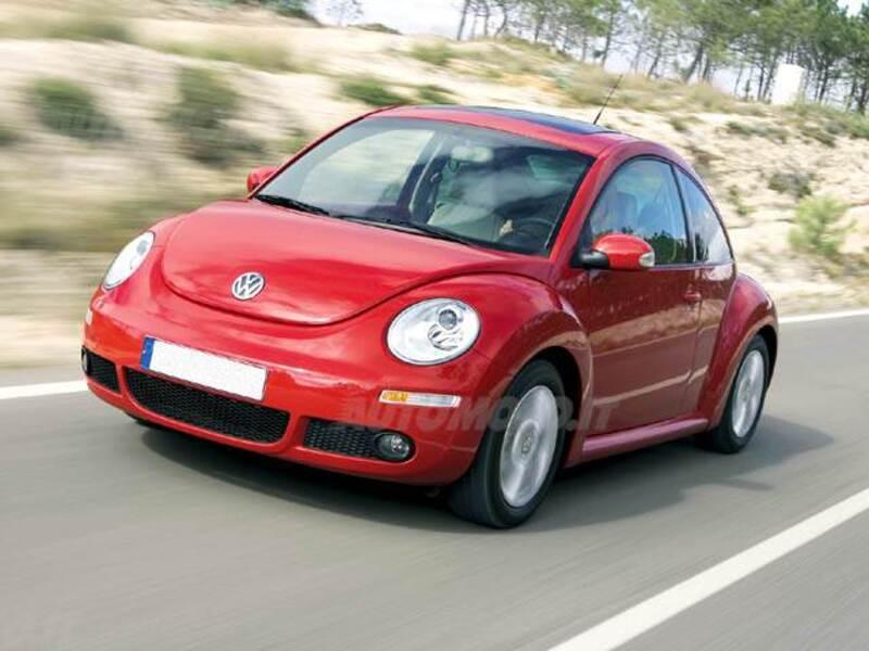 Volkswagen New Beetle aut.