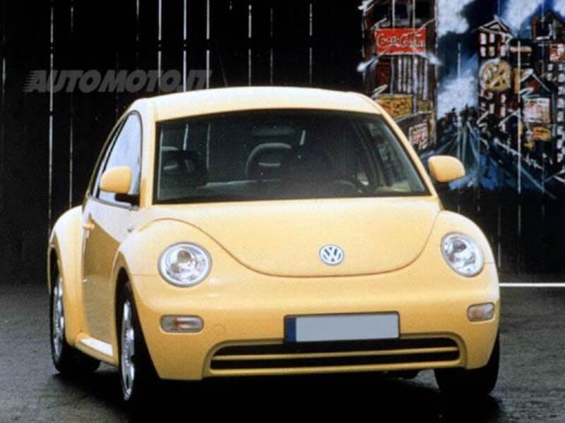 Volkswagen New Beetle TDI 101CV