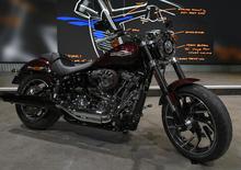 EICMA 2017. Harley-Davidson presenta la Sport Glide
