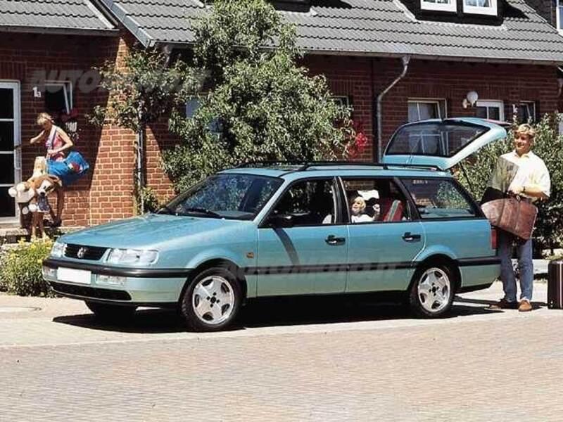 Volkswagen Passat Variant 1.9 TD cat CLX
