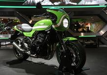 EICMA 2017: Kawasaki Z 900RS CAFE, foto, video, dati e prezzi