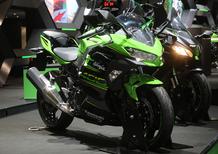 EICMA 2017: Kawasaki Ninja 400, foto, video dati e prezzi