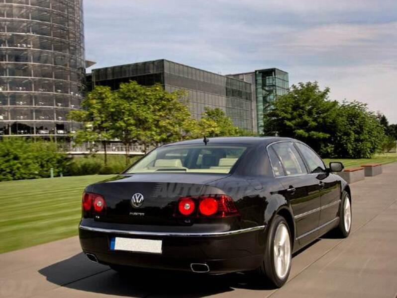 Volkswagen Phaeton V6 4mot. tip. 5 posti