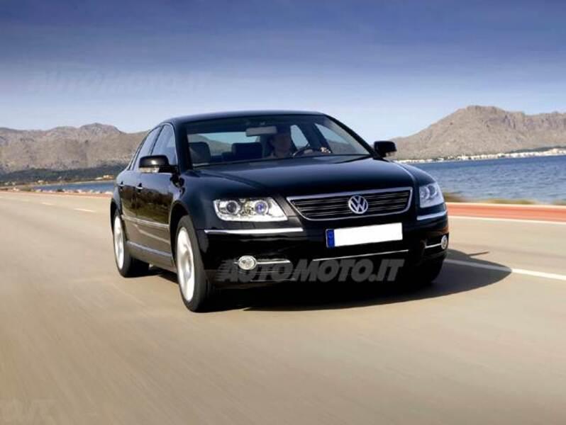Volkswagen Phaeton V8 4mot. tip. 4 posti