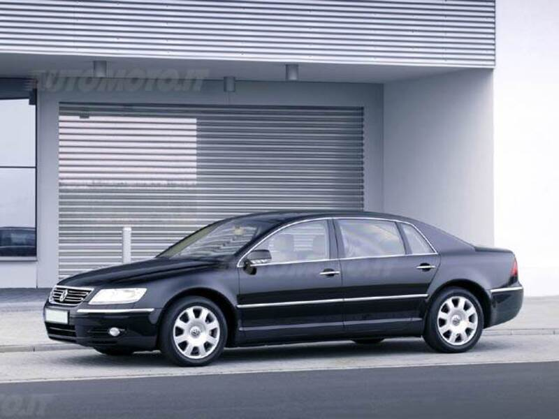 Volkswagen Phaeton 6.0 W12 4mot. tip. 5 posti