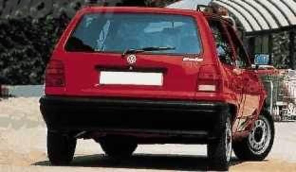 Volkswagen Polo 1000 Bel Ami