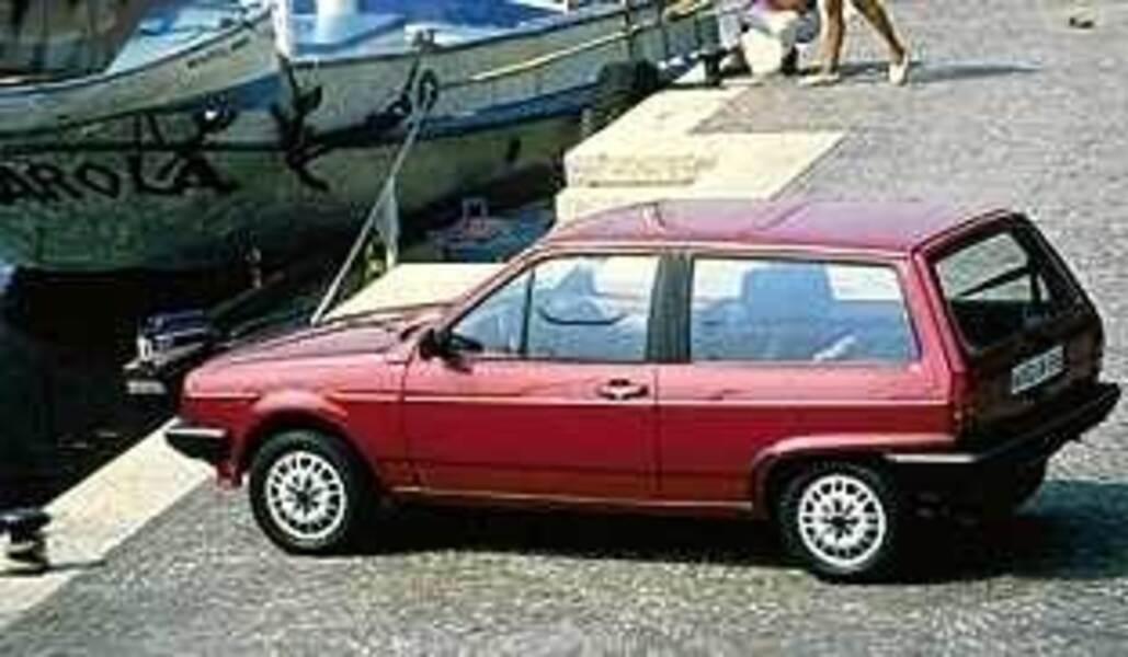 Volkswagen Polo 1300i GT