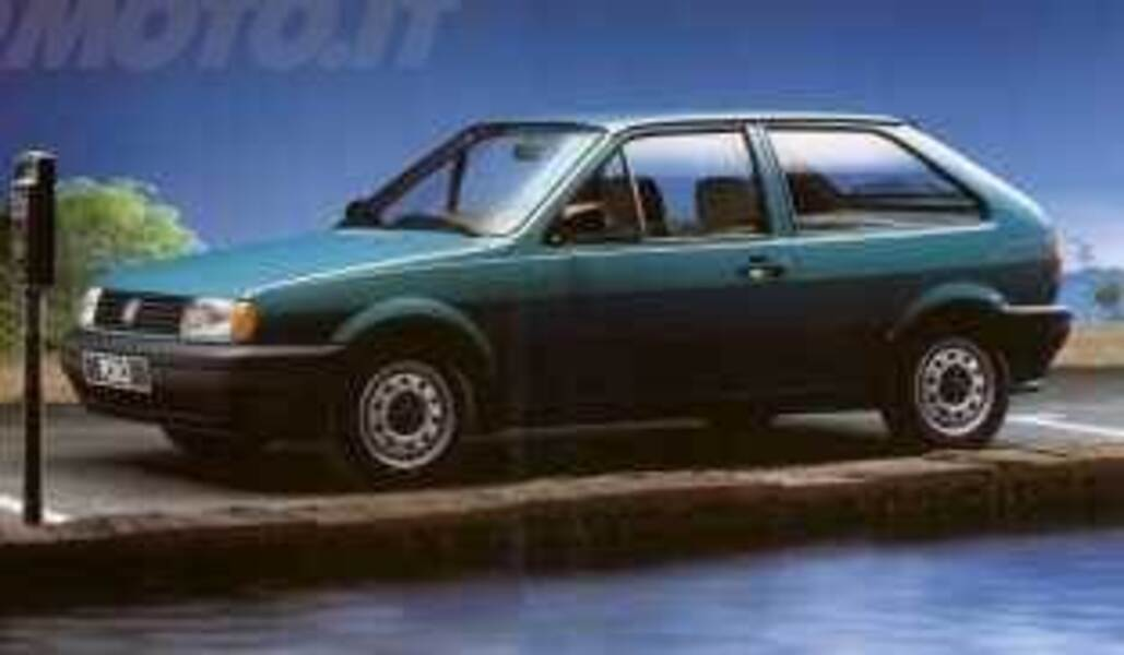 Volkswagen Polo S 1000 Fox