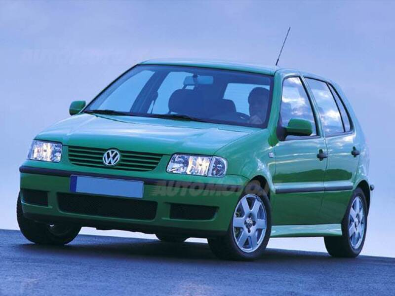 Volkswagen Polo 1.4 16V cat 5p. Highline