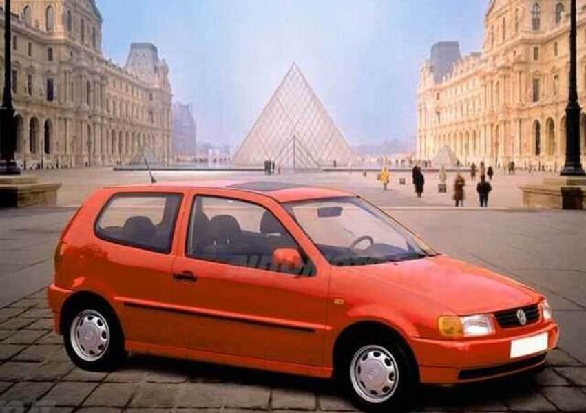 Volkswagen Polo 1.4 cat 3 porte Comfort Air