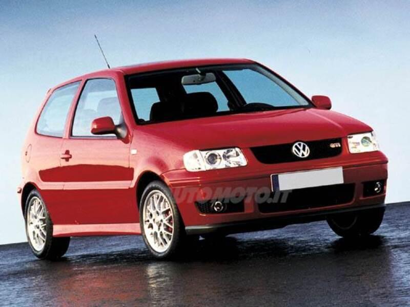 Volkswagen Polo 1.6 16V cat 3 porte GTI