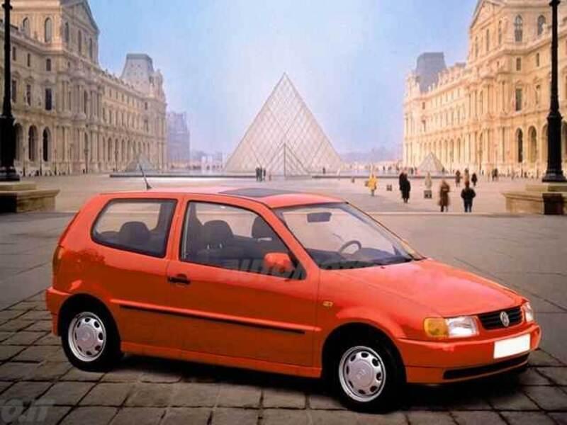 Volkswagen Polo 1.9 diesel cat 3 porte Comfort Air