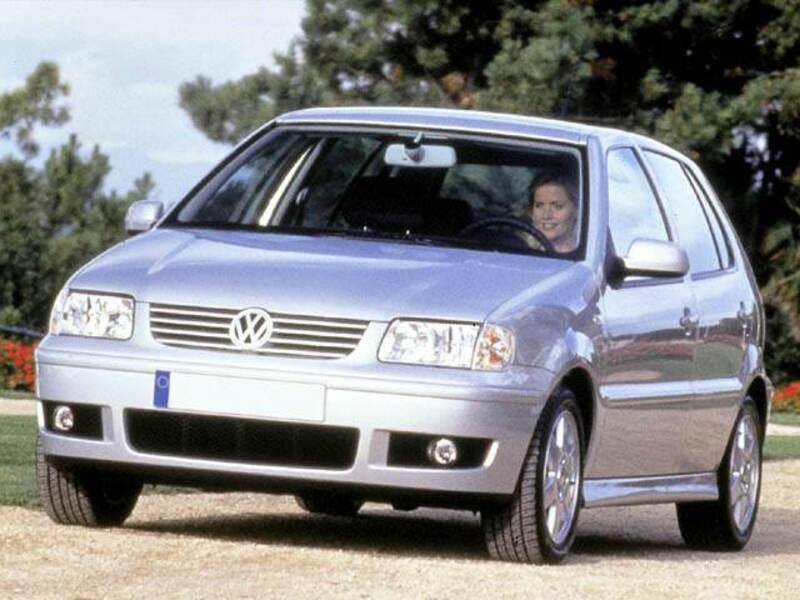 Volkswagen Polo 1.9 SDI cat 5 porte Comfortline