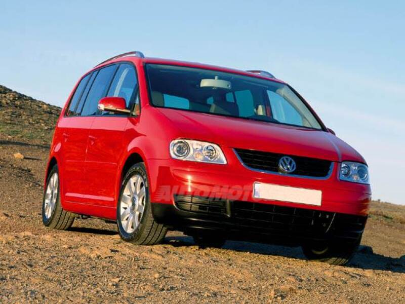 Volkswagen Touran TDI 105CV DPF Conceptline