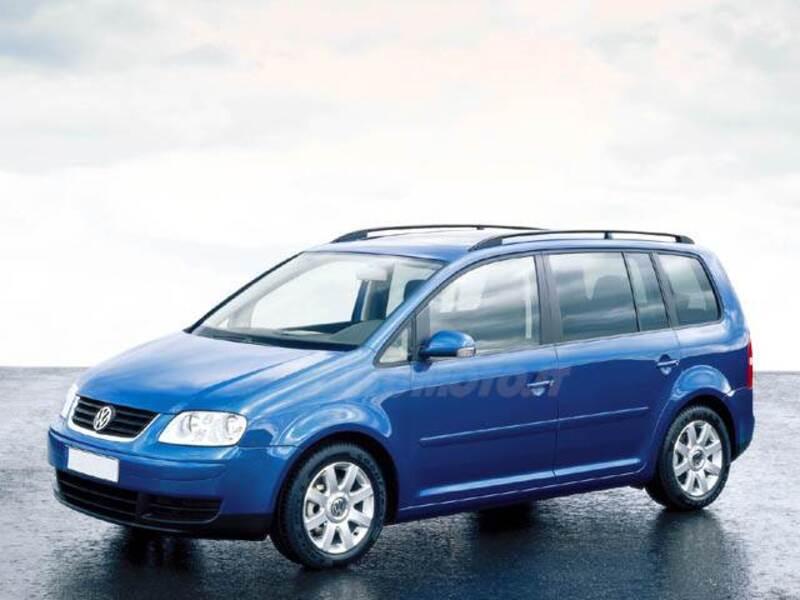 Volkswagen Touran TDI 101CV Trendline