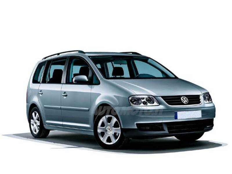 Volkswagen Touran TDI 170CV DPF Goal