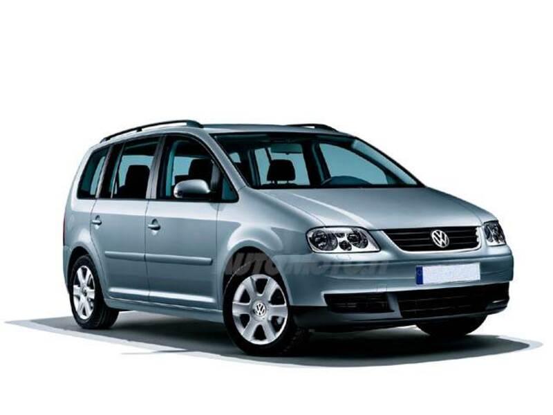 Volkswagen Touran TDI DSG Goal