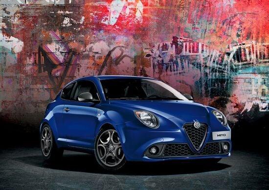 Alfa Romeo Mito Carbon e Tech Pack