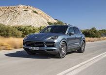 Nuova Porsche Cayenne 2018, Supercar Utility Vehicle presto plug-in hybrid | Video Primo test