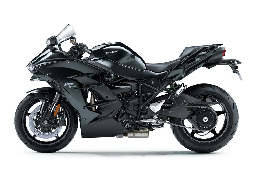 Kawasaki Ninja H2 SX (2018 -19) (3)