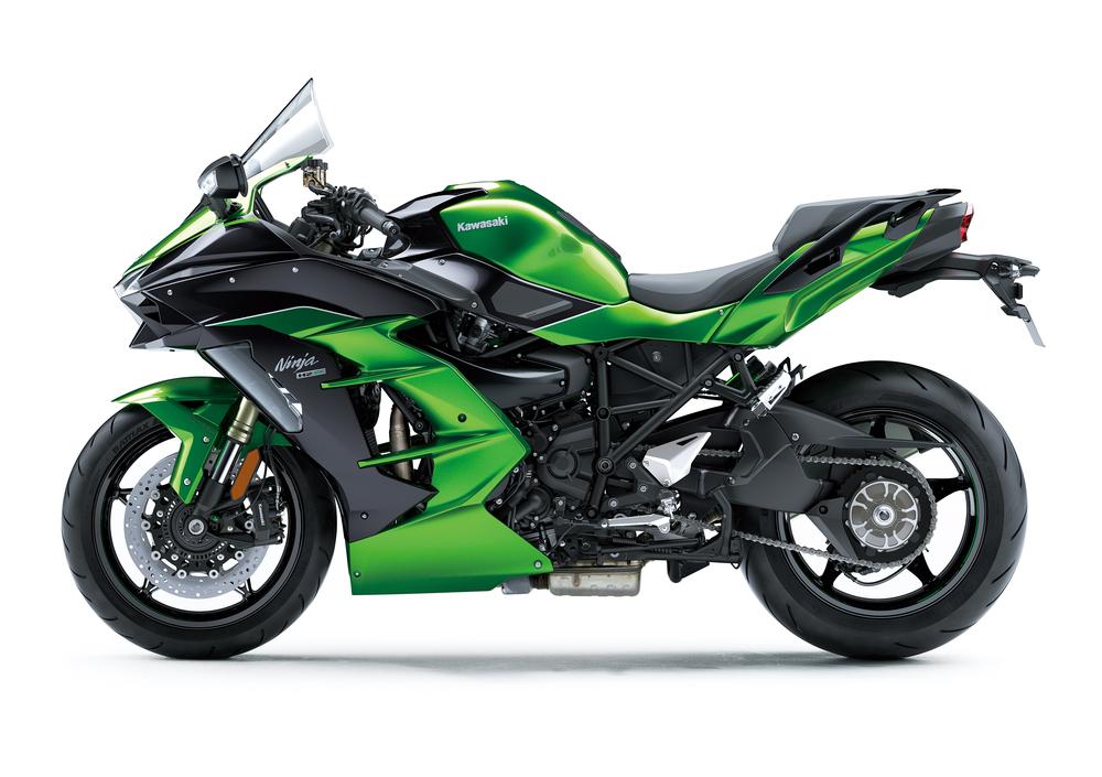Kawasaki Ninja H2 SX SE (2018 - 19) (4)