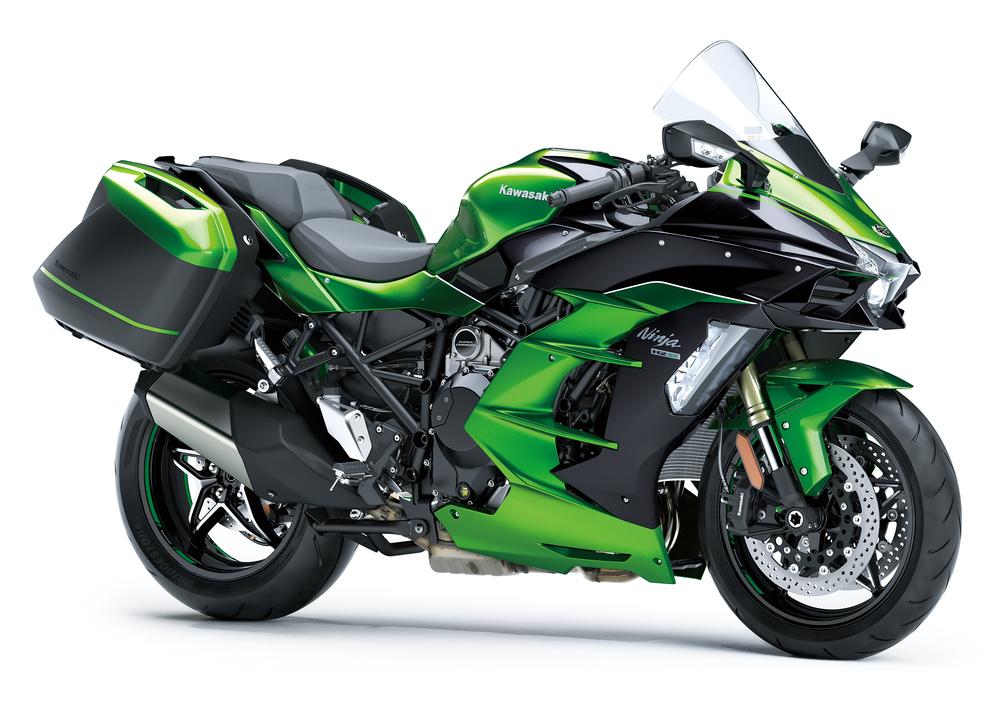 Kawasaki Ninja H2 SX SE (2018 - 19)