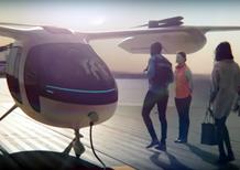 UberAir, il taxi volante è più vicino [Video]