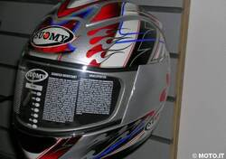 CASCO Suomy TREK MATT